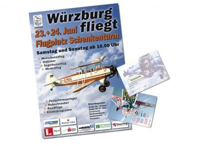 Flugtag Plakat