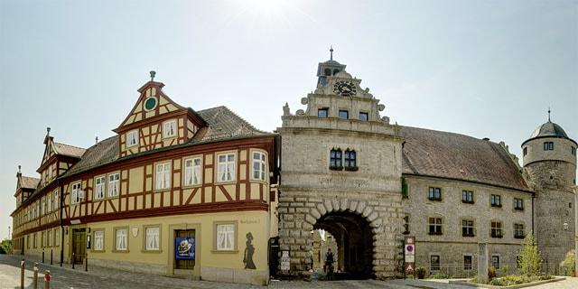 360°-Panorama Malerwinkelhaus