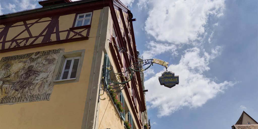 KRPano-Kugelpanorama Rothenburg